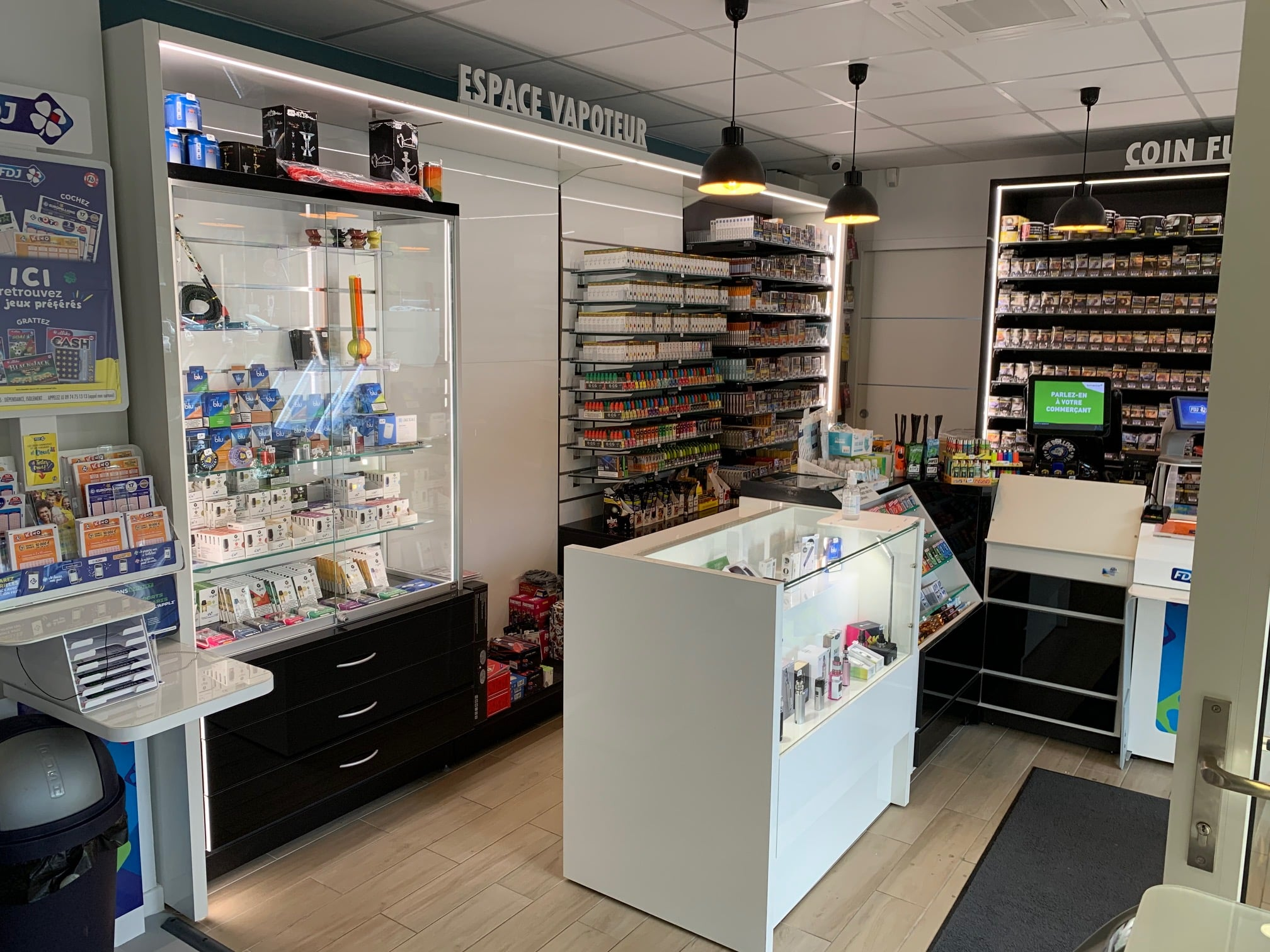 espace vape et tabac magasin trappes/a2m diffusion