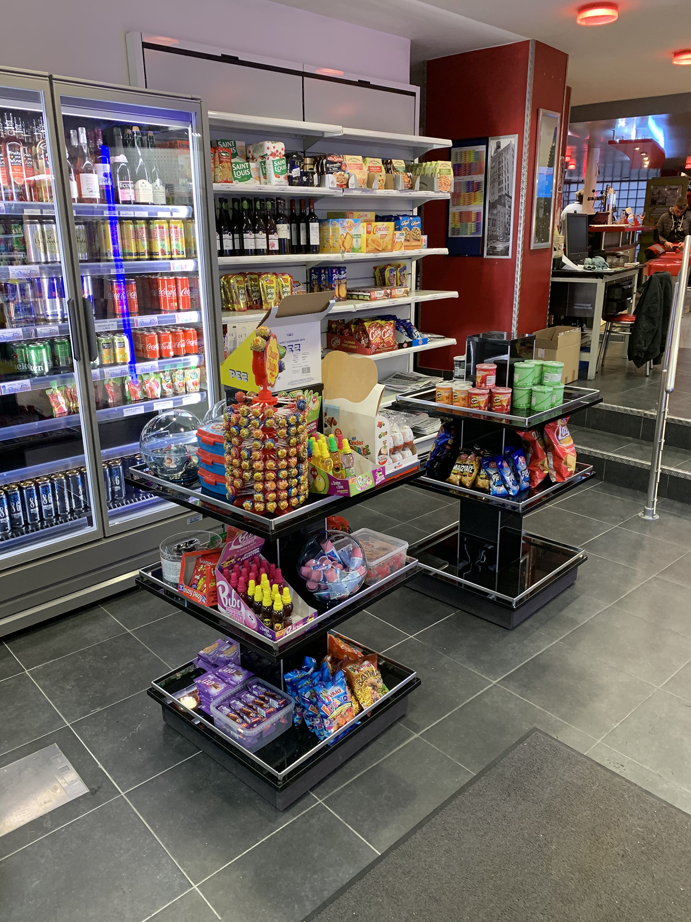 espace-snacking-goderville/a2m diffusion