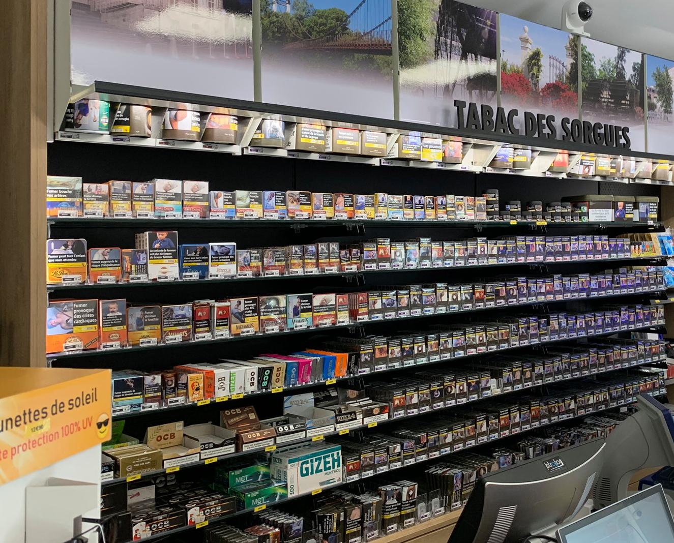 poussoirs-cigarettes-tabac-des-sorgues / a2m diffusion